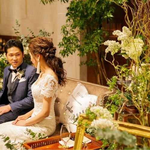 ryo.__wdさんのラソールガーデン名古屋(LAZOR GARDEN NAGOYA)写真4枚目