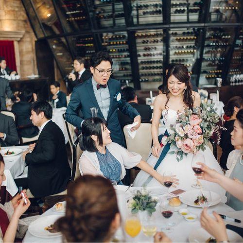 a_o_weddingさんのダズル銀座写真4枚目