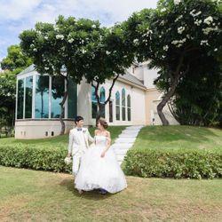 ハワイ挙式の写真 2枚目