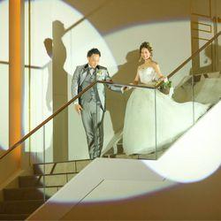 披露宴~ウェディングドレス~の写真 4枚目