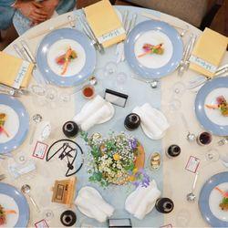 テーブルコーディネートの写真 3枚目