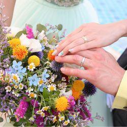 結婚式終わりの写真 12枚目