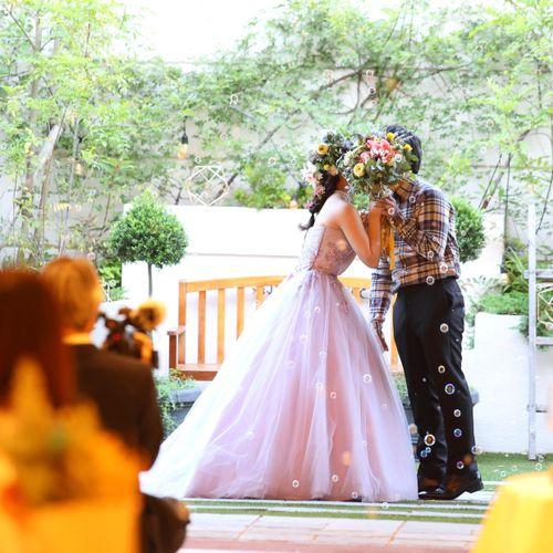 mn___weddingさんのエル・ダンジュ ガーデン(AILE d'ANGE garden)写真2枚目