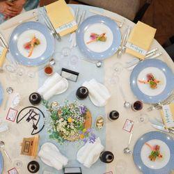 テーブルコーディネートの写真 7枚目