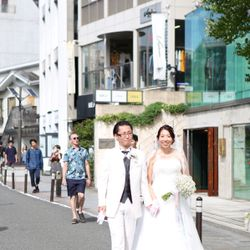 結婚式裏側の写真 5枚目