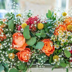 高砂、テーブル装花の写真 3枚目
