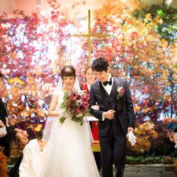 インスタイルウェディング京都(InStyle wedding KYOTO)での結婚式