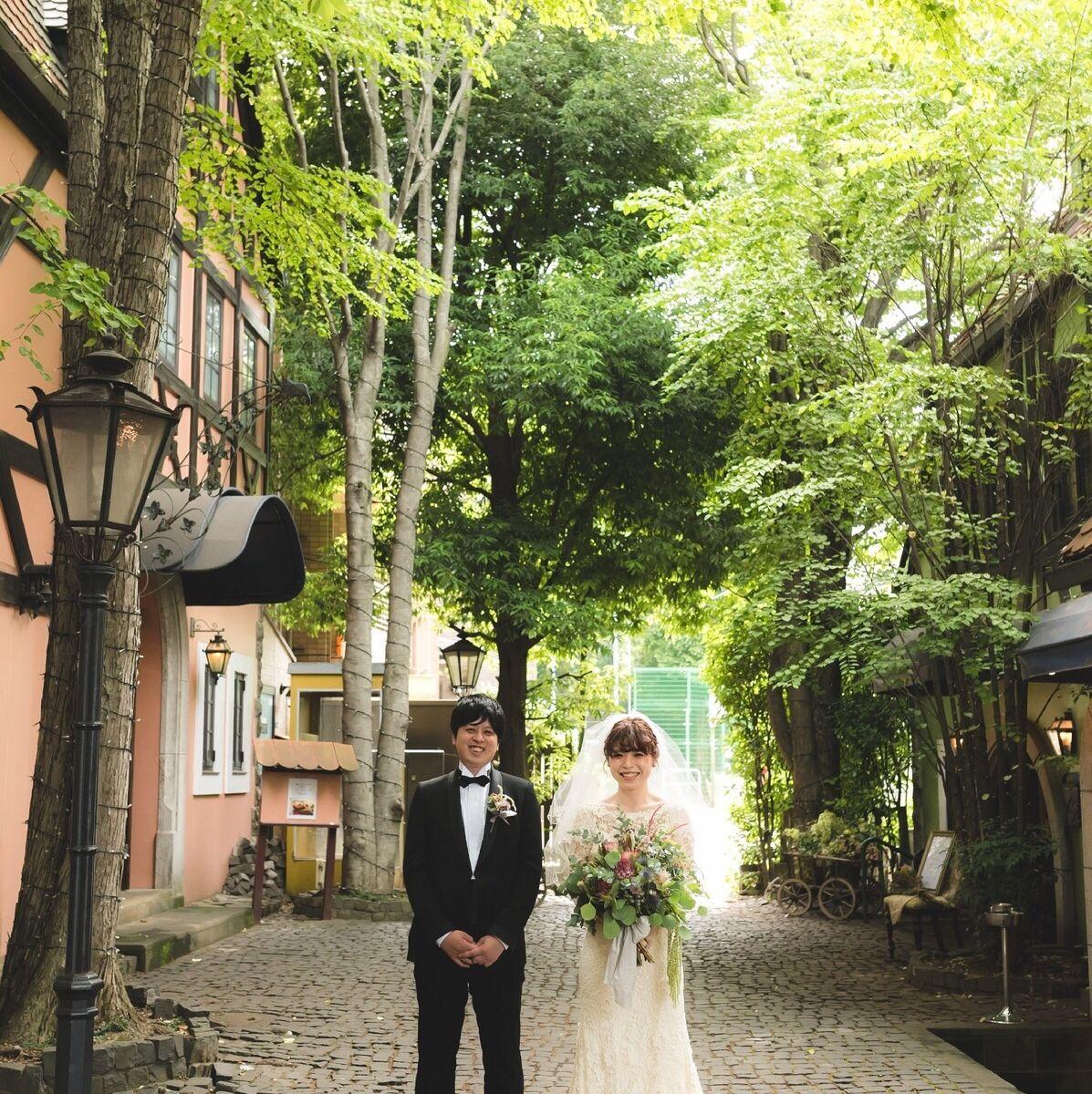 a.wedding0609さんのボンボンボン ラ フェメゾン(Bon Bon Bon LA fait maison)写真1枚目