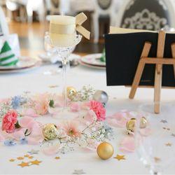 高砂・ゲストテーブルの写真 4枚目