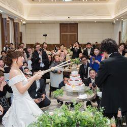 ウエディングケーキの写真 8枚目
