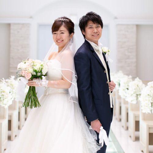 naro.weddingさんのフレアージュスウィートカバー写真