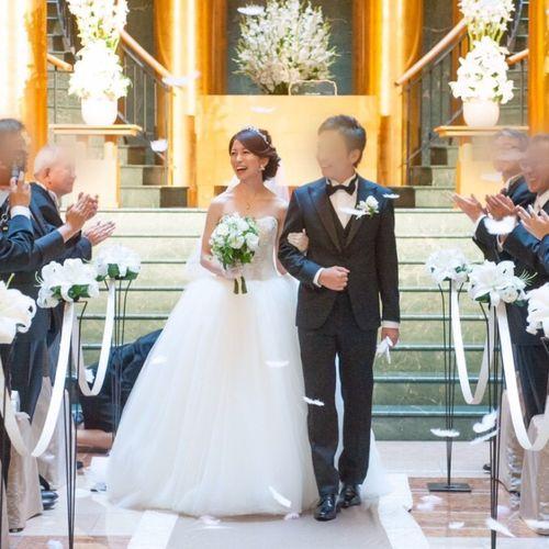hotate_weddingさんのハイアット リージェンシー 福岡写真4枚目