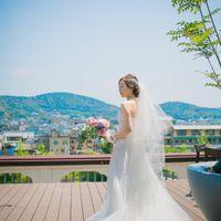 wedding_tityさんの鮒鶴京都鴨川リゾート(FUNATSURU KYOTO KAMOGAWA RESORT)カバー写真 2枚目