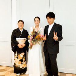 家族写真の写真 2枚目
