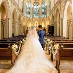 ハートコート横浜での結婚式