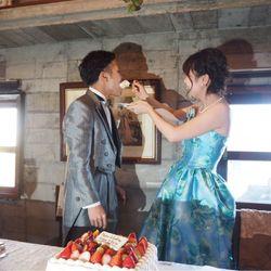 結婚披露パーティーの写真 4枚目