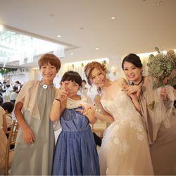 結婚式で感動したことの写真 3枚目