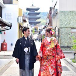 京都前撮りの写真 3枚目
