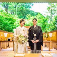 kanako_weddingさんのホテル椿山荘東京カバー写真 5枚目