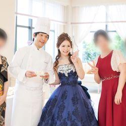 結婚式♡披露宴後半〜フォトタイムの写真 1枚目