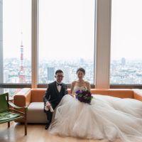 g.wedding2018さんのアンダーズ東京カバー写真 4枚目