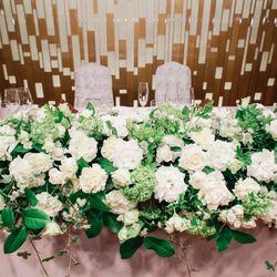 ウェルカムスペース&装花の写真 2枚目