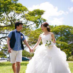 ハワイ後撮りの写真 2枚目