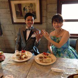結婚披露パーティーの写真 5枚目