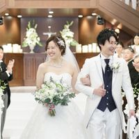 saayaさんのアルカンシエル luxe mariage大阪カバー写真 13枚目