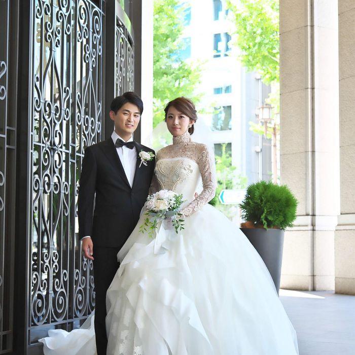 t.d.wedding.0825さんのセントレジスホテル 大阪写真1枚目