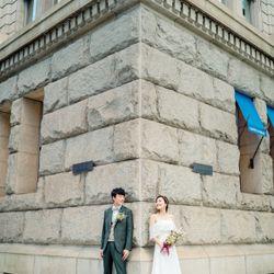洋装前撮り 街の写真 2枚目