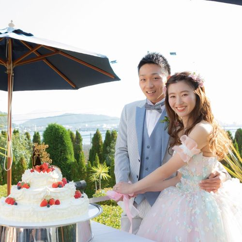 yc_wedding2018さんのベイサイド迎賓館 松山写真3枚目