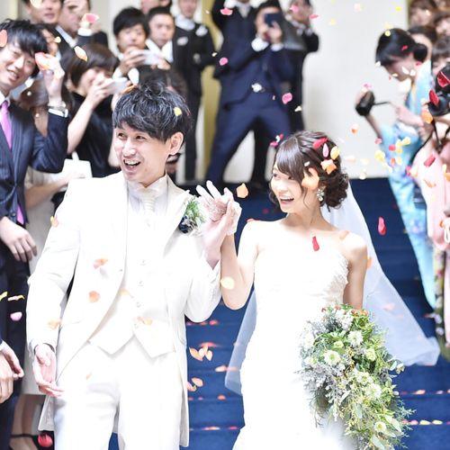 ai_wedding1209さんのインフィニート 名古屋写真4枚目