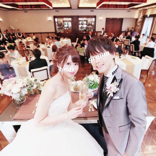 ___k_weddingさんのアルカンシエルガーデン名古屋写真4枚目