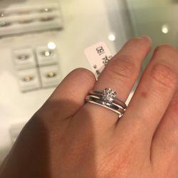 結婚指輪選びの写真 1枚目