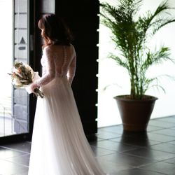 前撮りドレスの写真 4枚目