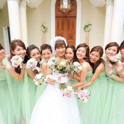 京都 アートグレイス ウエディングヒルズでの結婚式