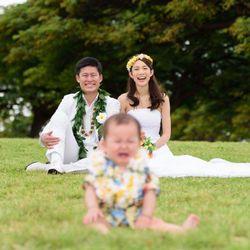 ハワイ前撮りの写真 23枚目
