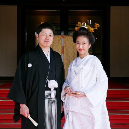 suu_wedding_さんの明治神宮・明治記念館写真3枚目