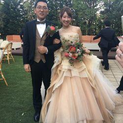 結婚式当日の写真 13枚目