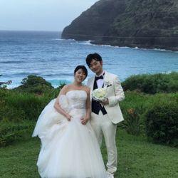 ハワイ婚の写真 4枚目