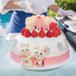 ウェデイングケーキの写真 4枚目