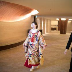 和装 ドレスの写真 2枚目