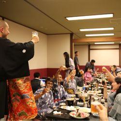 結婚式前夜祭(ウェルカムパーティ大江戸温泉)の写真 5枚目