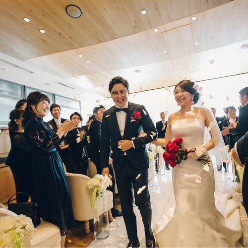 a_o_weddingさんのダズル銀座写真2枚目