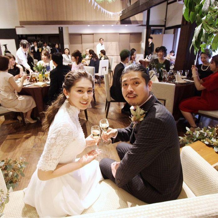 ms_wedding_xさんのミノリエ(&MINORIE)写真1枚目