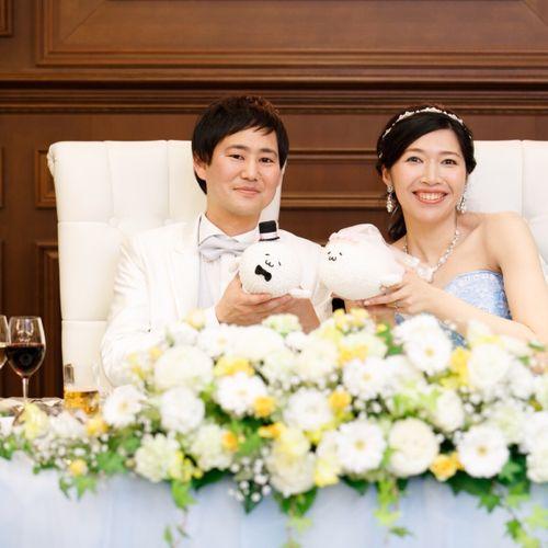 tmk_wedding_0324さんのアヴァンセリアン東京写真5枚目