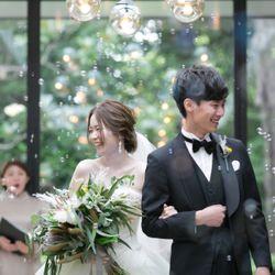 ザ・ガーデンオリエンタル大阪での結婚式