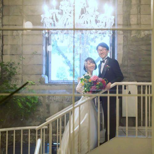 romin_weddingさんの式場内撮影の写真 19枚目