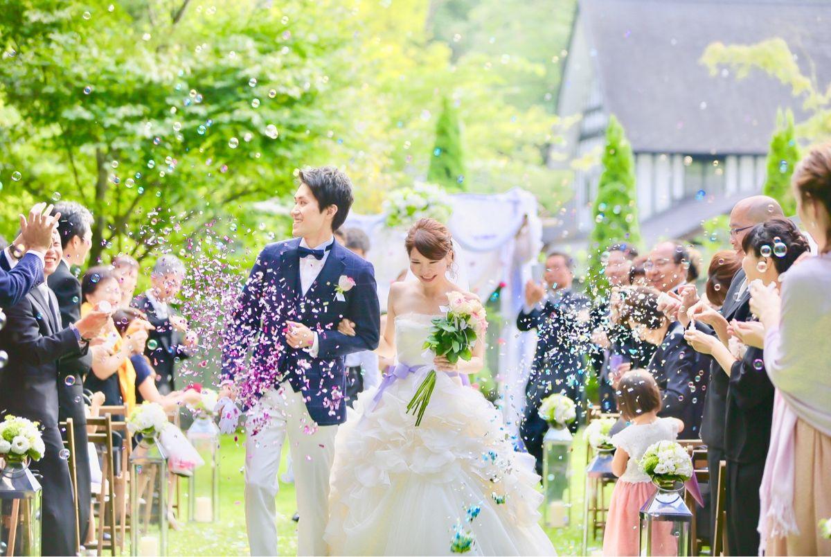 a0124k.weddingさんの星野リゾート 軽井沢ホテルブレストンコート写真1枚目
